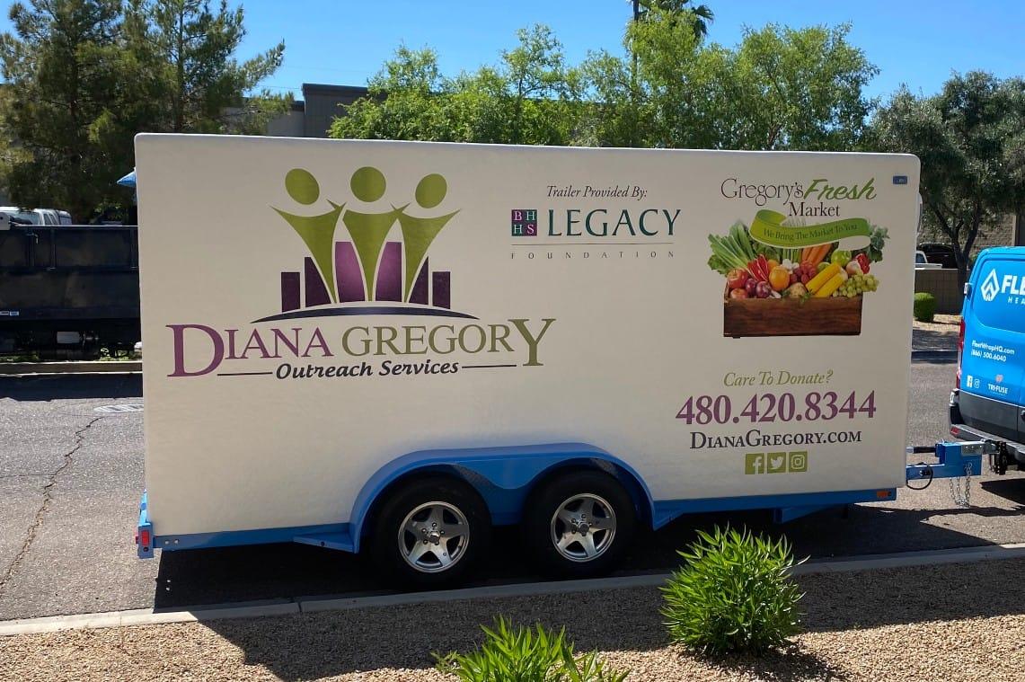 Diana Gregory Outreach
